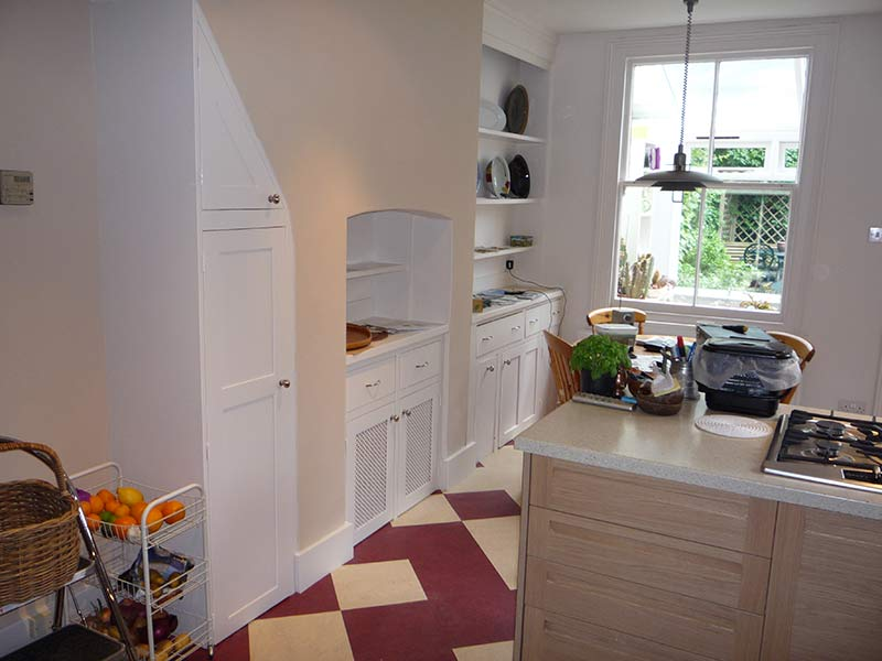 Bespoke Fitted Cupboards